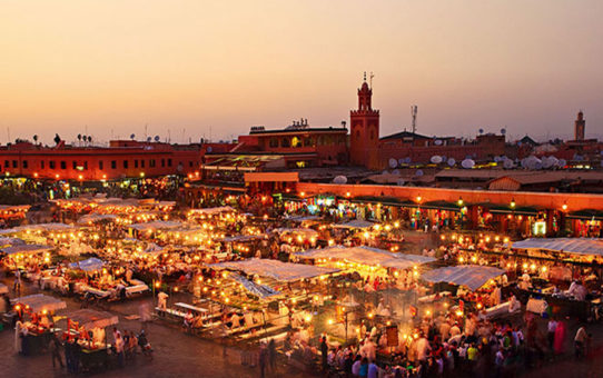 Casablanca Marrakech 8 Days Tour