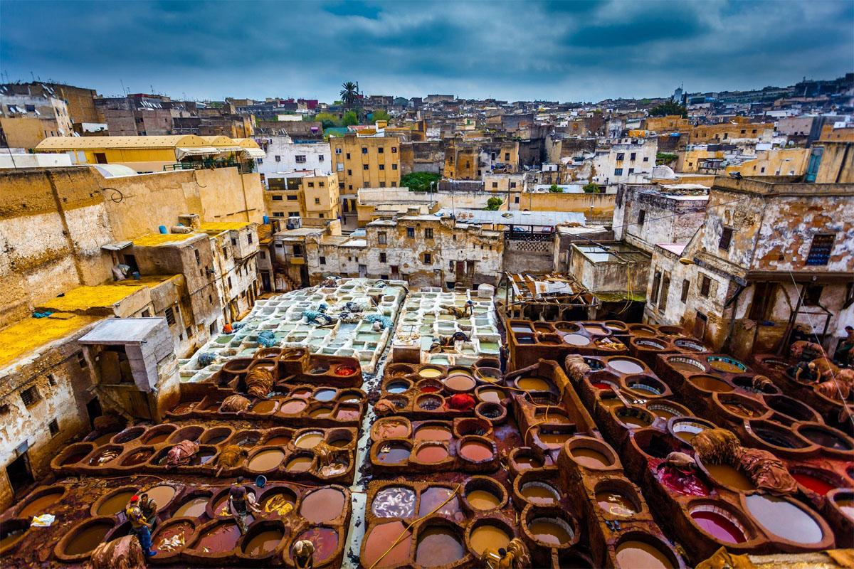 Tanger Chafchaouen Casablanca 11 days Tours