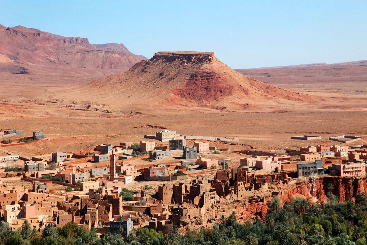 Marrakech Zagora 2 days Tour