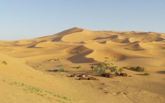 Tanger Marrakech 4 Days Tour